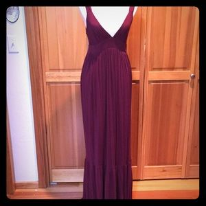 Sworn Virgins Eco Friendly Maxi Dress